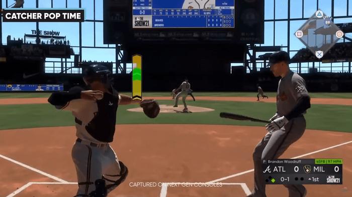 MLB The Show 21 Feature Premiere Fielding Screenshot
