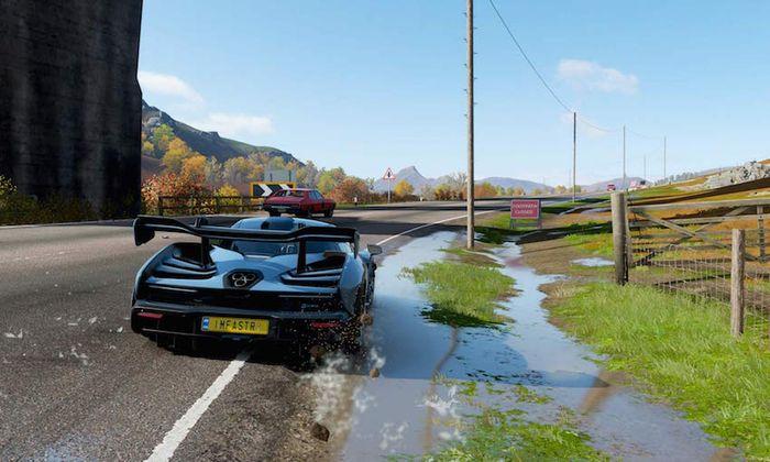 GAME VS REALITY - Forza Horizon 4 is pushing visual boundaries
