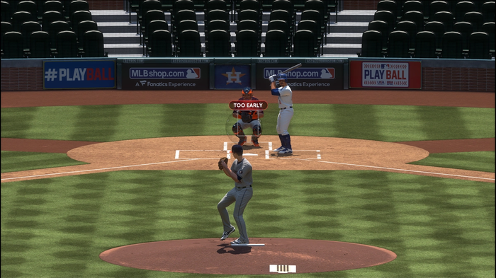 MLB The Show 21 Pitching Guide Controls Pulse