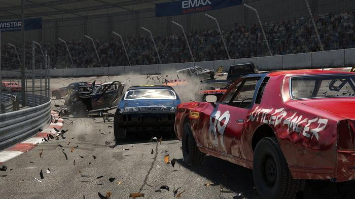 PS5 Stock Console Wreckfest