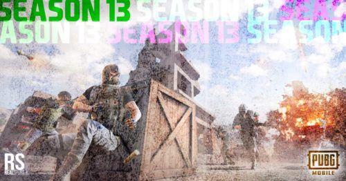 PUBG Mobile Season 13 airdrop crates