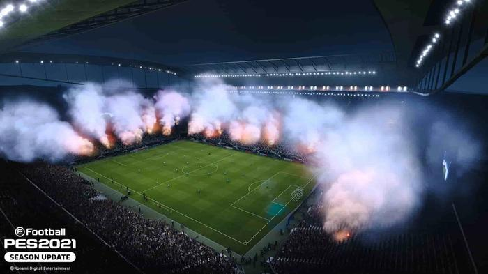 Arena Corinthians PES 2021 min