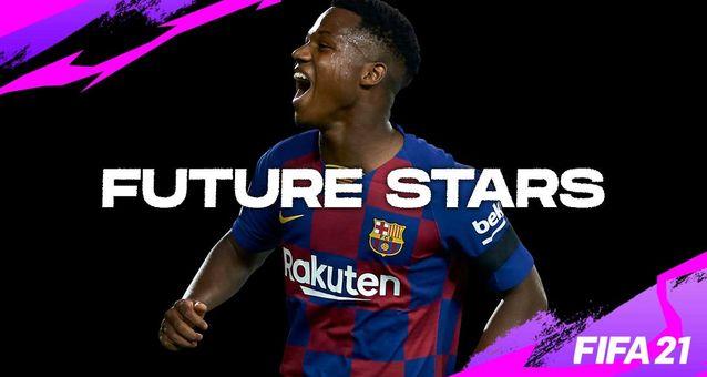 Fifa 21 Future Stars Ansu Fati Ratings Potential Ultimate Team Career Mode More