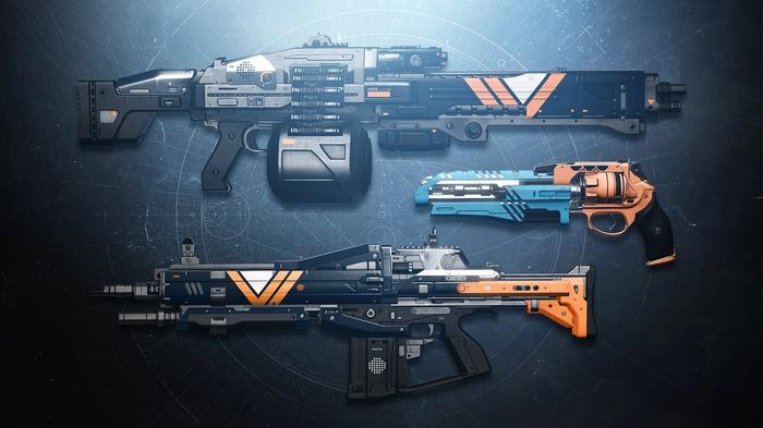 Destiny 2 Adpet Weapons new update