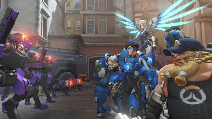 Overwatch Archives Event 2021 skins Uprising