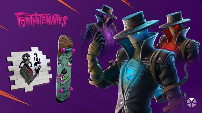 Fortnitemares 2019 - Halloween Challenges and Event