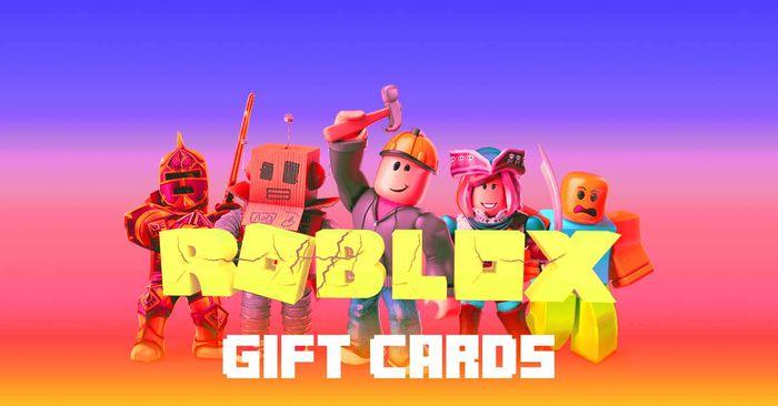 Roblox: Gift Cards, Bonus Virtual Items, and more! - RealSport