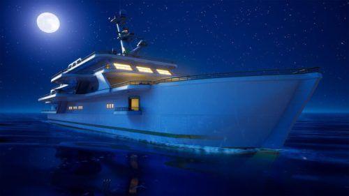Yacht Fortnite Location