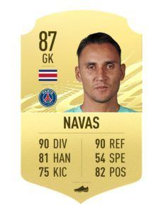 Navas FIFA 21 1