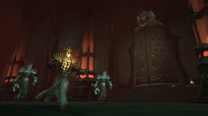 Wow Shadowlands Sanctum of Domination 9.1