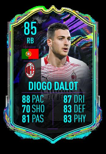 diogo dalot future stars fifa 21 ultimate team