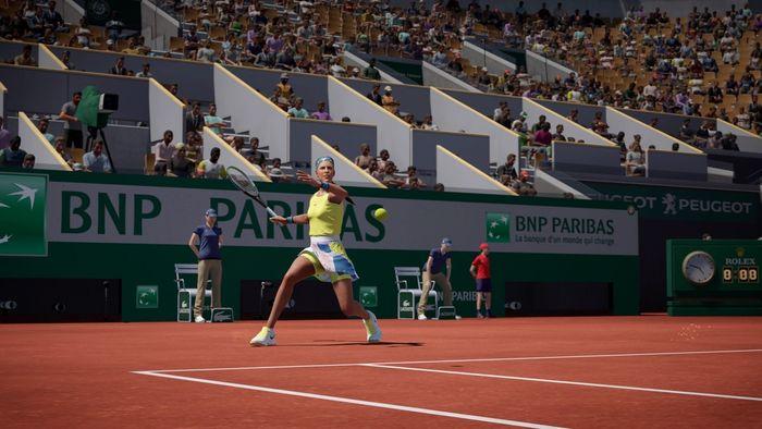 tennis world tour 2 azarenka roland garros