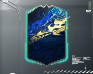 fifa 21 ultimate team tots card design