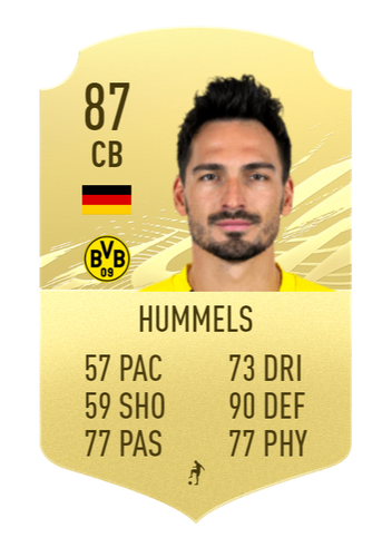 hummels fifa 22