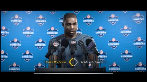 madden 20 face of the franchise media questions