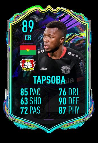 edmond tapsoba fifa 21 ultimate team future stars
