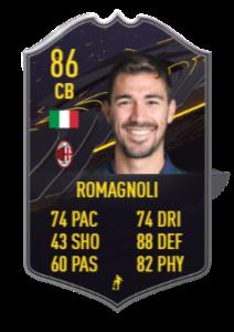 romagnoli storyline
