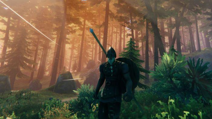 Valheim Iron Sledgehammer In Game