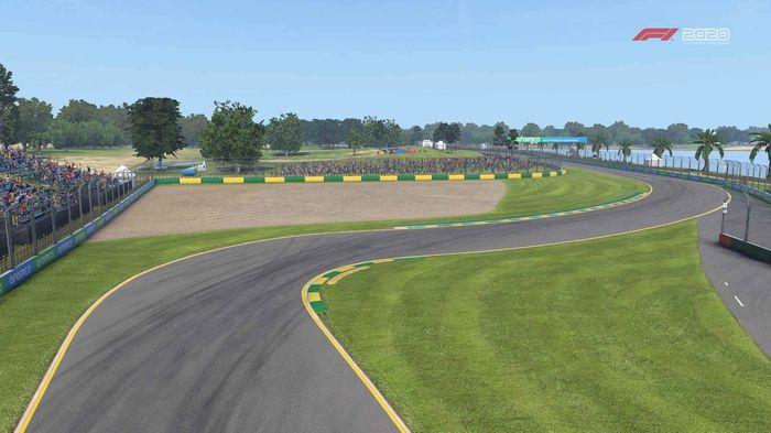F1 2020 Australian Turn 9 Y