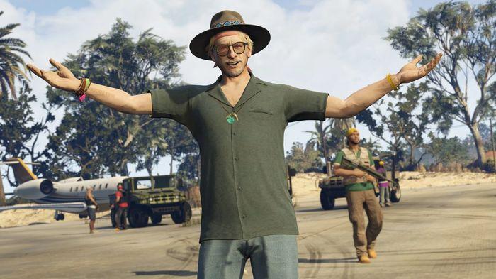 GTA Online Cayo Perico Heist Promo