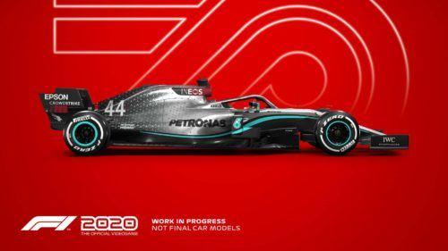 f1 2020 mercedes
