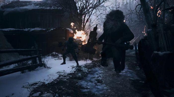 survive the attack, resident evil village