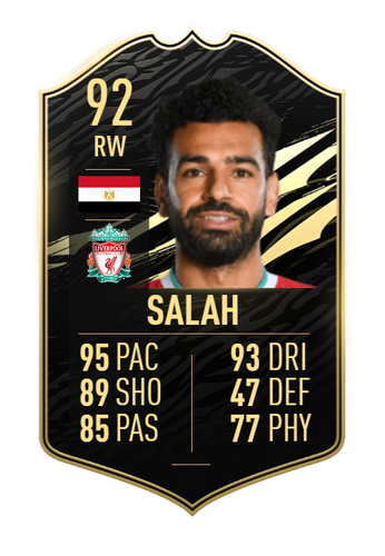 TOP PICK! Mo Salah was this week's best IF player