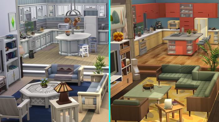 sims 4, dream home decorator