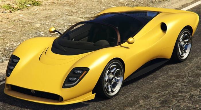 gta online weekly update tigon podium car