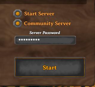 Valheim Community Server