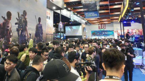 Taipei Game Show 2020 Cyberpunk