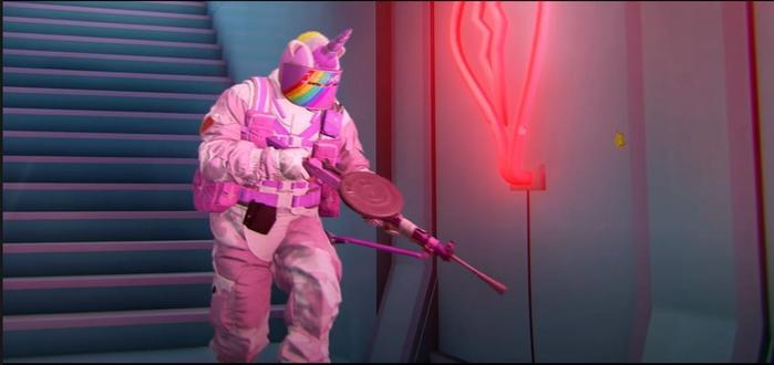 Rainbow Six Siege Rainbow is Magic Trailer Skins Tachanka