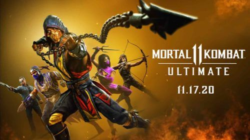 MK11 Ultimate Edition