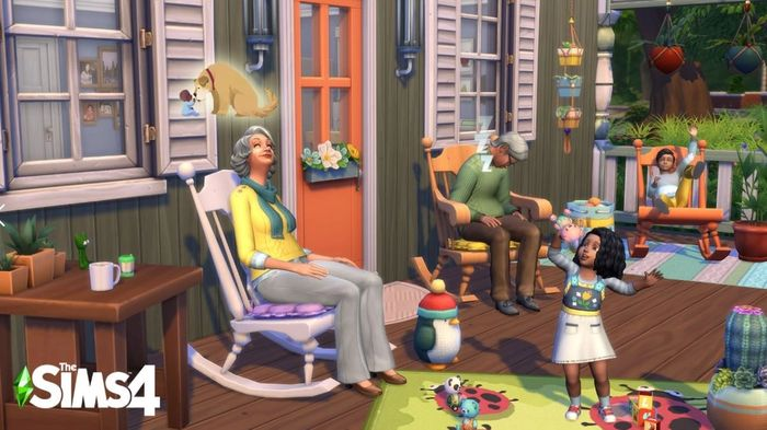 the sims 4 nifty knitting revealed stuff pack