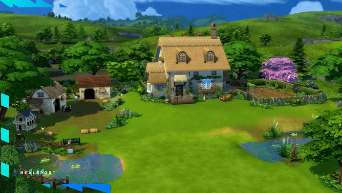 Preload the residing God, and of the Order of sim Cottage 4 Pre How