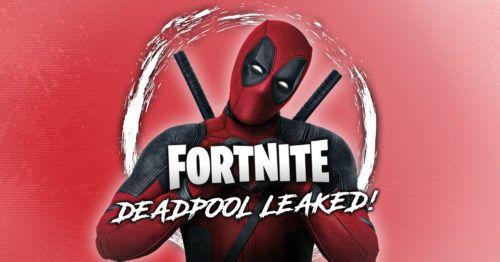 fortnite deadpool leaked
