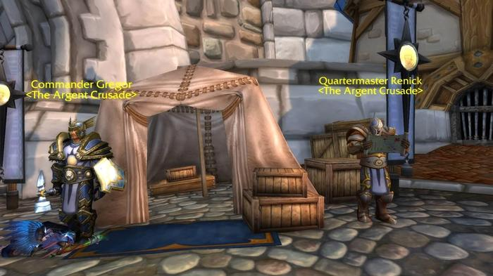 WoW Shadowlands argent dawn scourge invasion pre expansion event 1
