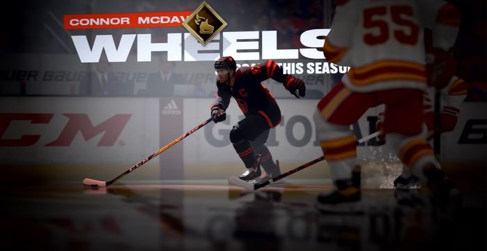 Connor McDavid and his X Factor in NHL 22
