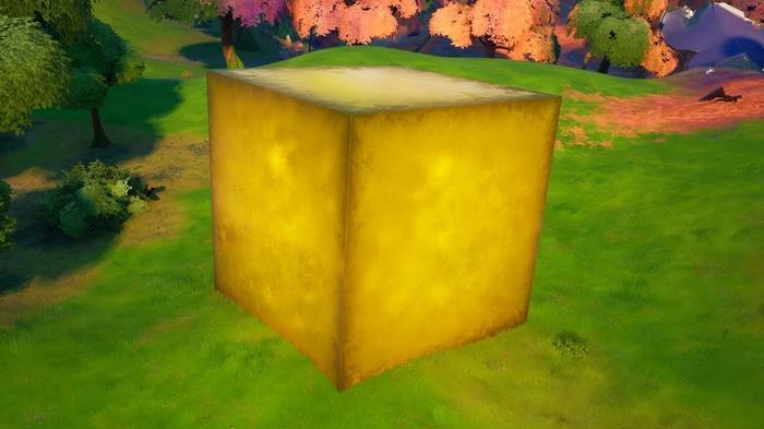 Fortnite Season 9 Cubes