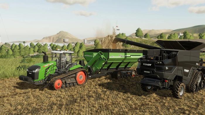 Xbox Game Pass July 2021 Farming Simulator