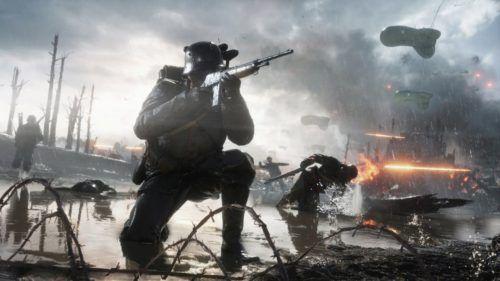 Battlefield 6 Kazakhstan Battlefield 1 Key art