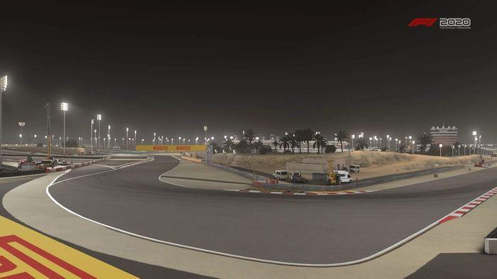 F1 2020 Bahrain turn 4 Y
