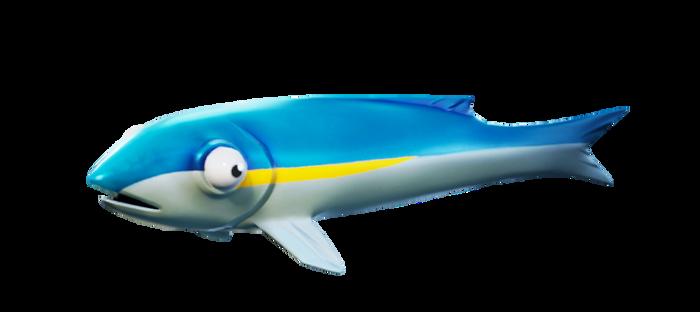 Fortnite loot fish