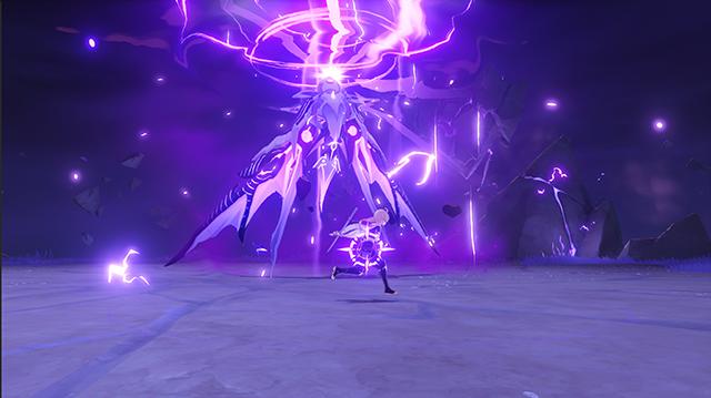 Genshin Impact Thunder Manifestation