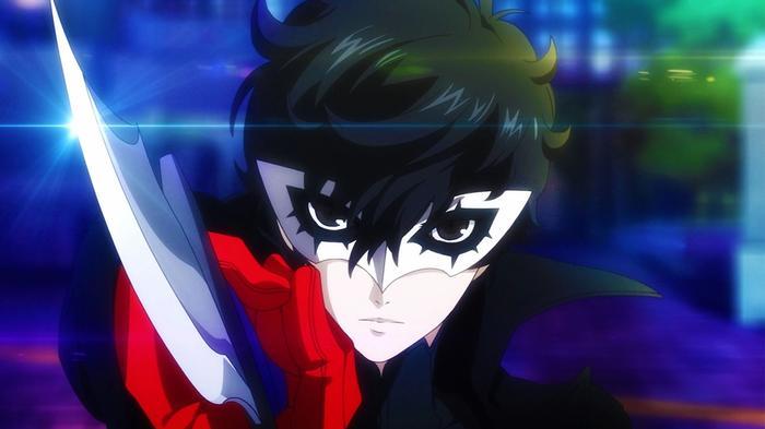 Nintendo Direct Announcement Joker Persona 5 Strikers