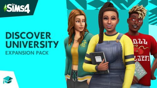 Discover university expansion the sims 4