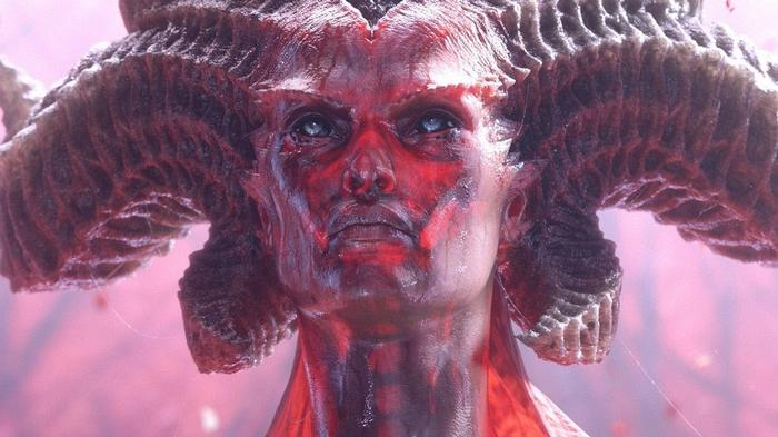 Diablo 4 news Lilith Close up