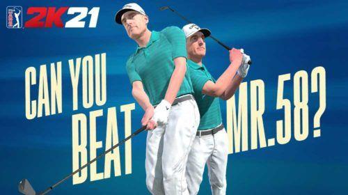 Pga tour 2k21 golfer