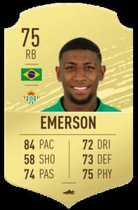Emerson ratings refresh