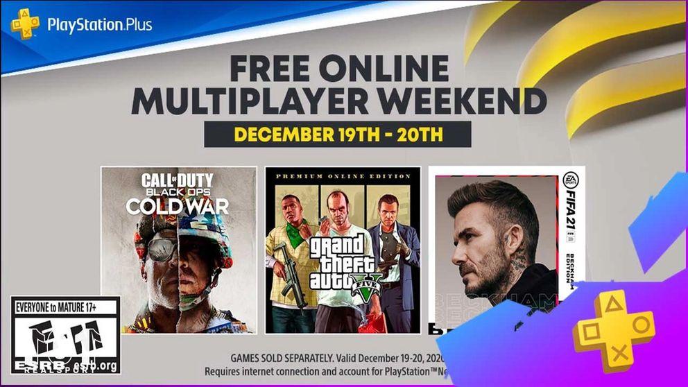 PS PLUS multiplayer december image sudorealm
